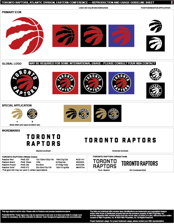 Toronto Raptors Colors Hex Rgb And Cmyk Team Color Codes
